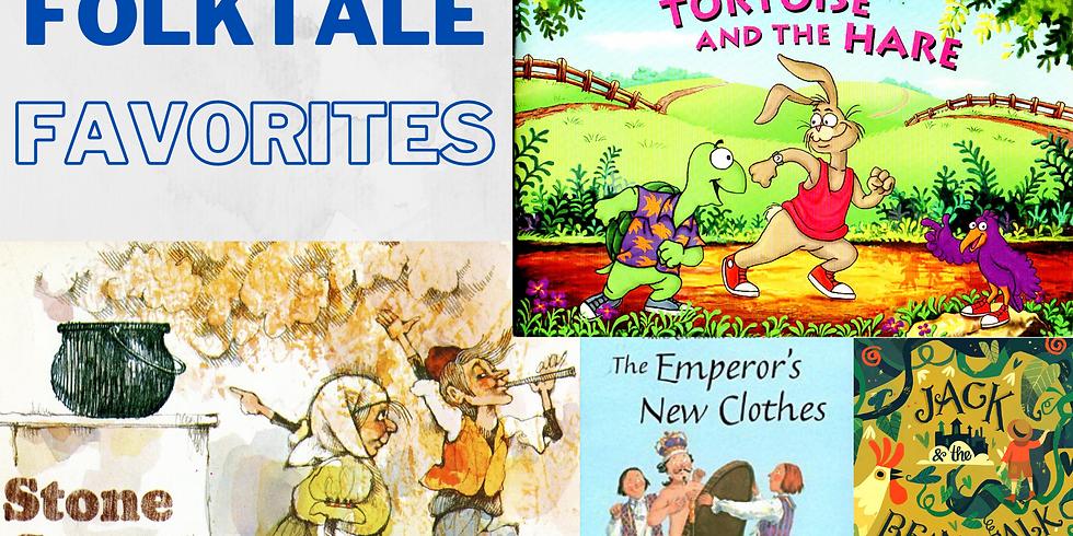 Beginning Drama: Folktale Favorites