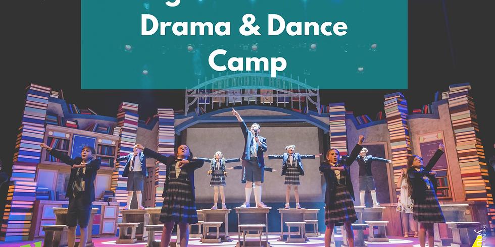 RISING STARS- Summer Drama & Dance Camp 2021