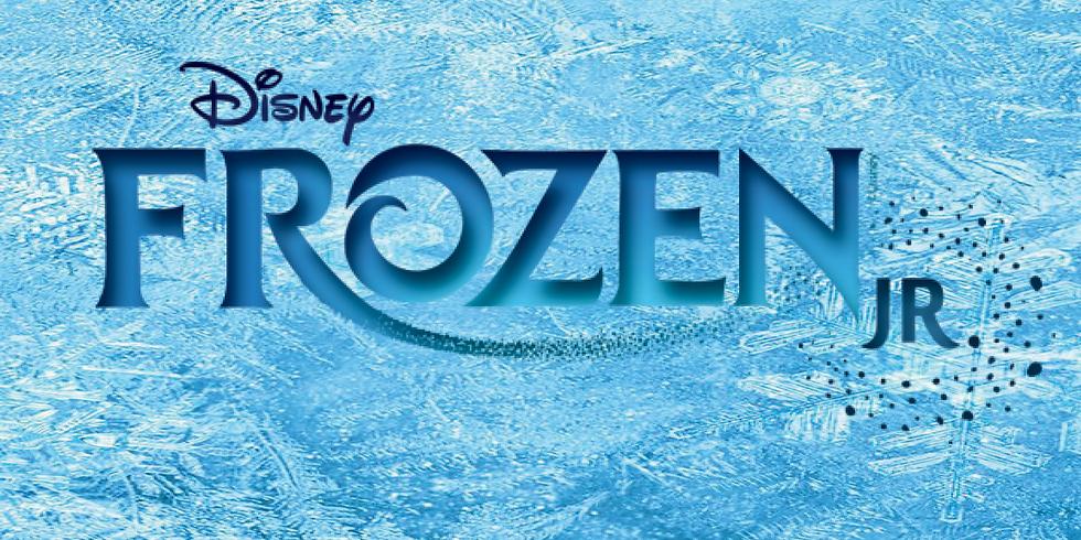 Frozen Jr. Auditions