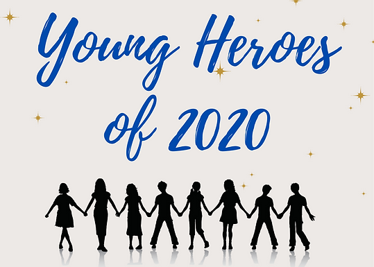 Young Heroes of 2020 Auditions