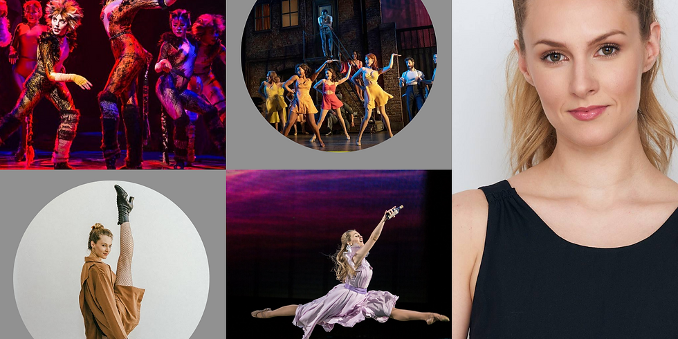 """""""Dancing with a Broadway Pro"""" Workshop with Christine Cornish-Smith"""