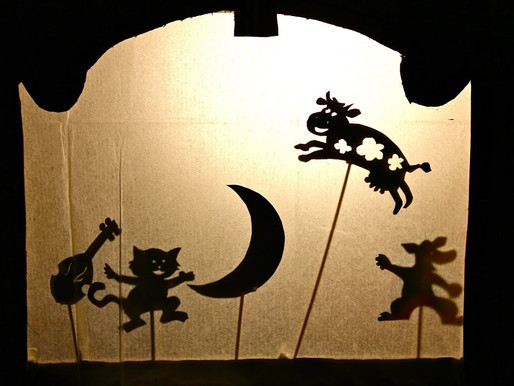 Everything Shadow Puppets - Week 1