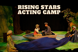RISING STARS- Summer Acting Camp 2021