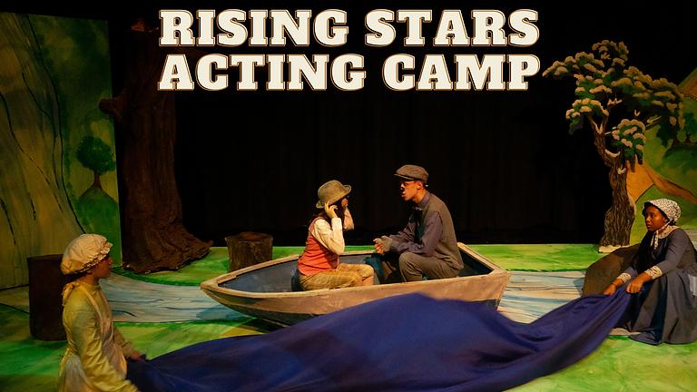RISING STARS- Summer Acting Camp 2021