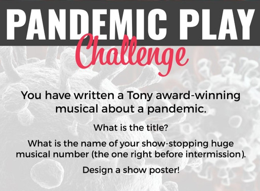 Pandemic Play Challenge - Week 5