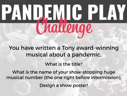 Pandemic Play Challenge - Week 5