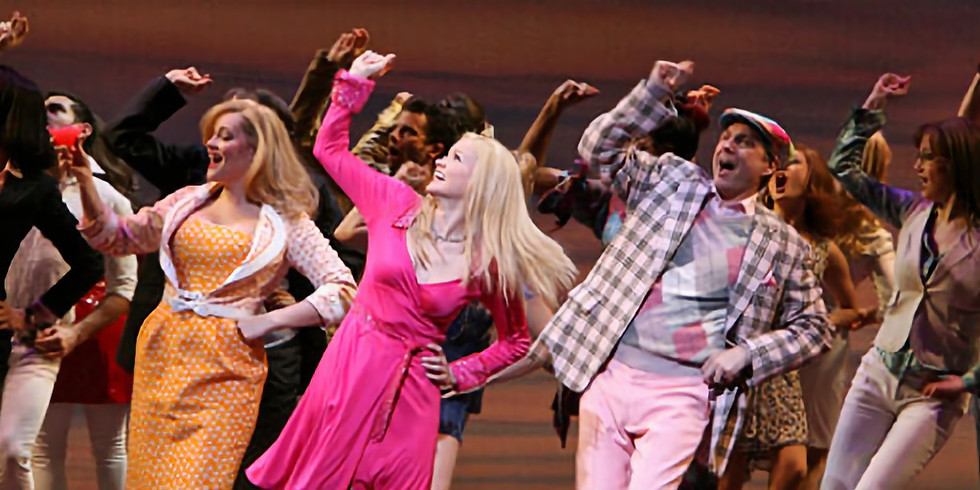 Musical Theatre Dance: Too Cool for School!