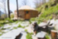 stage photo nuit en yourte en Savoie