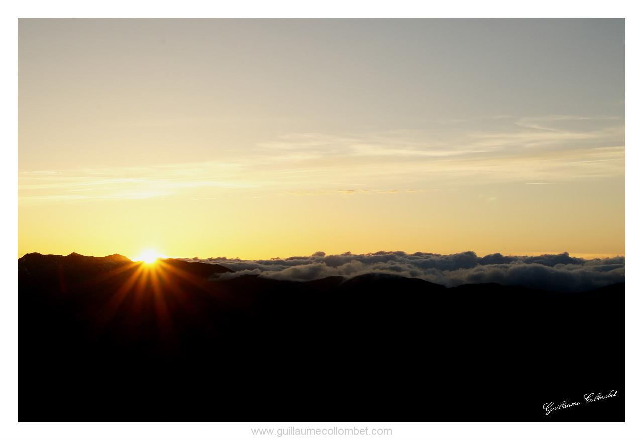 Le calme des sommets