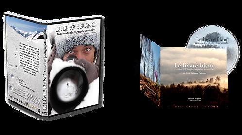 DVD et CD Lièvre Blanc
