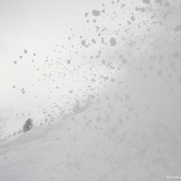 Puissance de l'avalanche