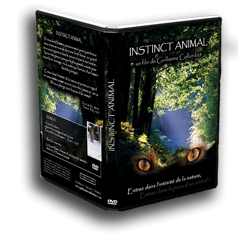 DVD Instinct Animal