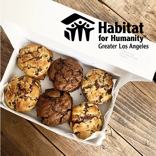 Habitat for Humanity Bake Sale - 1 Dozen Cookies