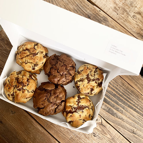 One Delightful Cookie Classic Dozen