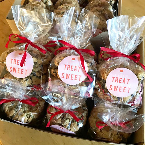 """3 pc """"A Little Treat For Someone Sweet"""" Bags"""