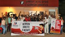 Sindicato dos Comerciários realiza Assembleia Geral e aprova a pauta de reivindicação 2018/2019
