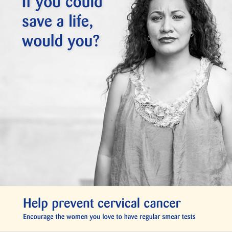 September is Cervical Screening Awareness month