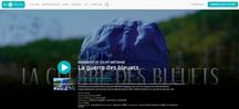 La guerre des bleuets sur Tou.tv