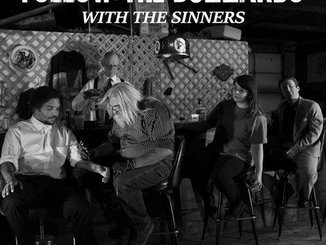 """""""With The Sinners"""" Album Review"""
