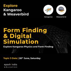Form Finding & Digital Simulation