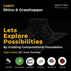Learn Rhino & Grasshopper
