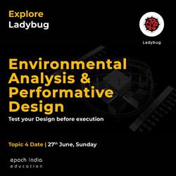 Environmental Analysis & Performative Design