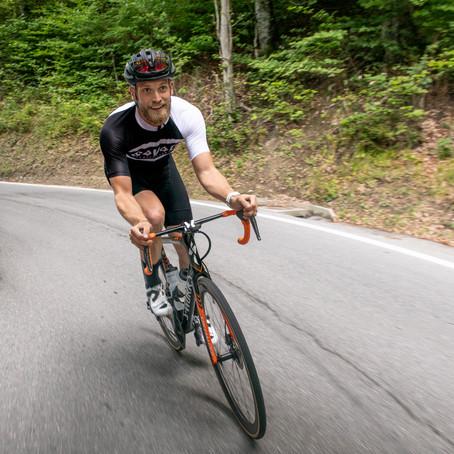 Cycling My Way Back