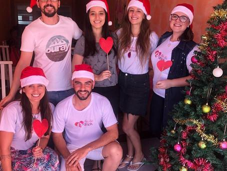 Ação de Natal 2019 - Lar Recreativo de Idosos