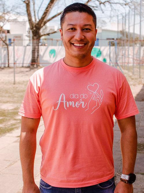 Camiseta Dia do Amor