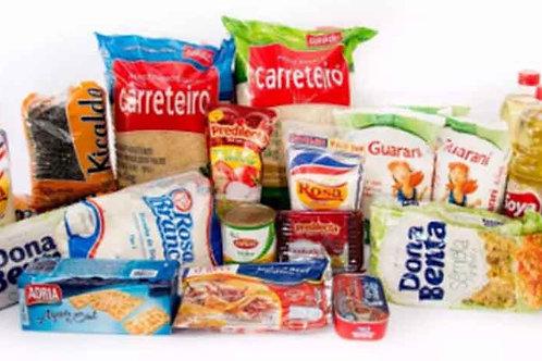 Cesta Básica - Campanha contra Fome