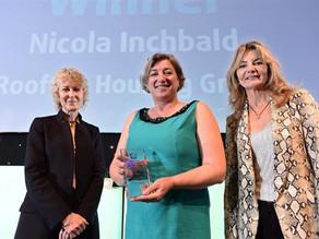 Award Winning Rooftop Group Chair