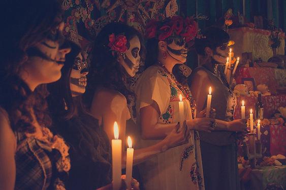 Santa Muerte Gebet