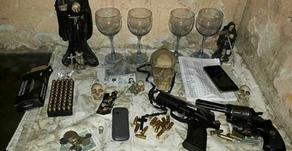 Narco Cultura - Schutzpatronin der Sünder