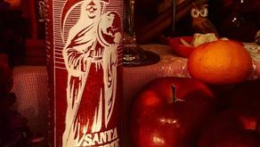 Santa Muerte Roja – Liebe & Leidenschaft