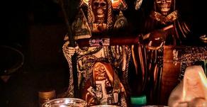 Santa Muerte Rituale