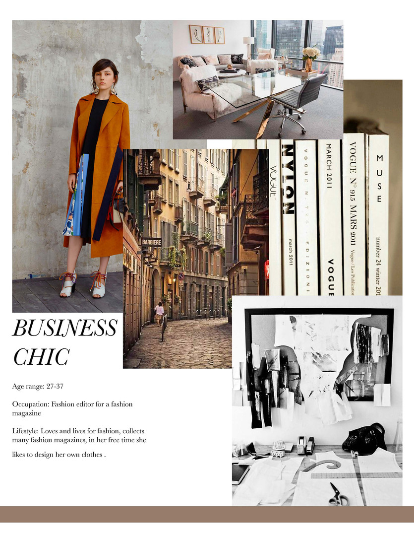 Business Chic Collection Fall 2017