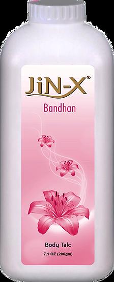 JiN-X Bandhan Body Talc 200gm