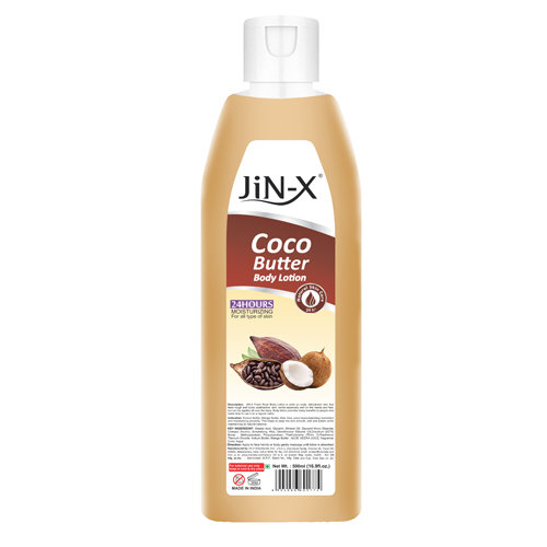 JIN-X Coco Butter Body Lotion 300ml