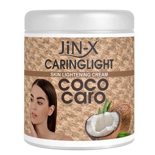 JiN-X Coco Caro Skin Lightening Cream 120ml