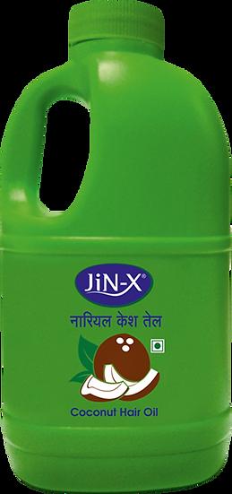JiN-X Coconut Hair Oil (Green) 1Ltr