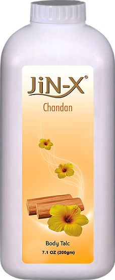 JiN-X Chandan Body Talc 200gm