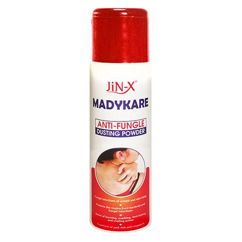 JIN-X  Madykare Anti fungal Dusting  Powder 100gm