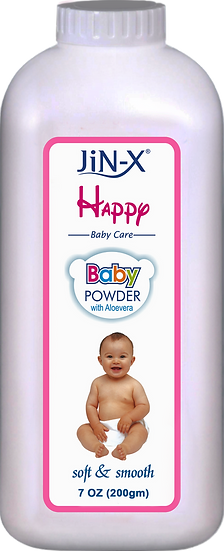 JiN-X Happy Baby Powder 200gm