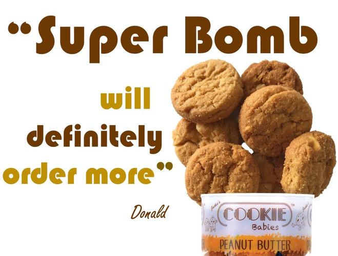Peanut Butter Cookie Babies