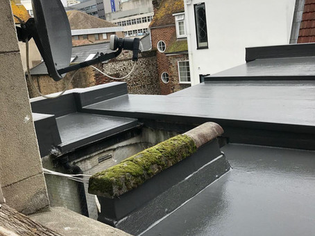 A few of our grp flat roofs we have completed