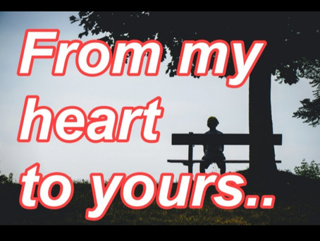 From my heart to yours #1
