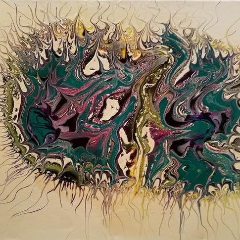 "Breath of Life  16""x20"""