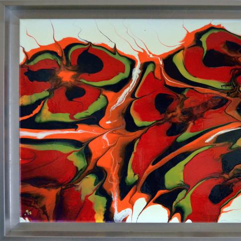 "Sedona Butterfly  16""x20"""