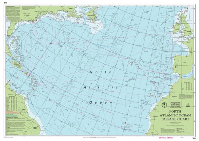 Atlantic charts