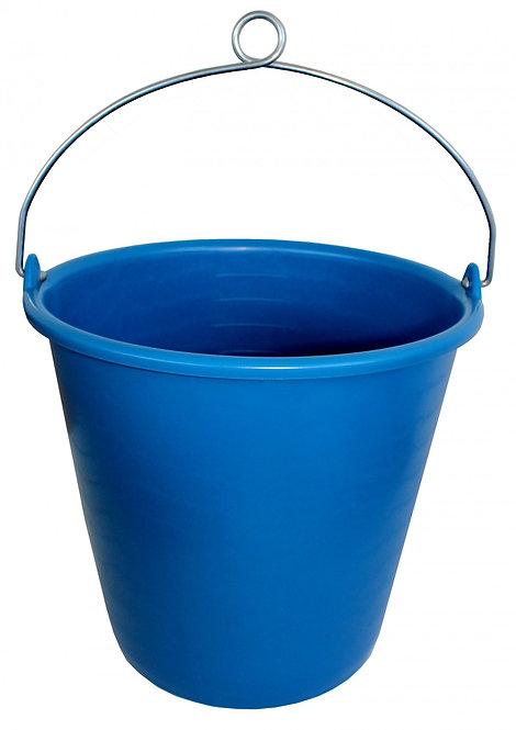 Bucket with rope loop